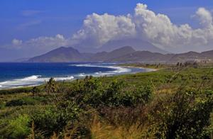 Caribbean Cruise  St Kitts and Nevis